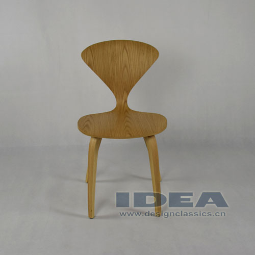Dc6028 Replica Norman Cherner Side Chair   Oak In Natural Color   Buy  Cherner Side Chair,Norman Cherner Side Chair,Plywood Dining Chair Product  On Alibaba. ...