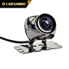 170 Degree universal types night vision infrared car reverse rearview license plate camera for all cars with strong wat