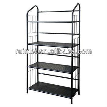 5 tier metal shelf 345 tiers metal book shelf case tier case shelves