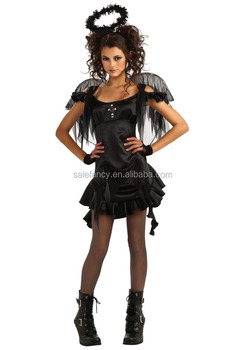 kids brazil girl halloween costumes for kids teen girls gothic angel costume qbc 8541