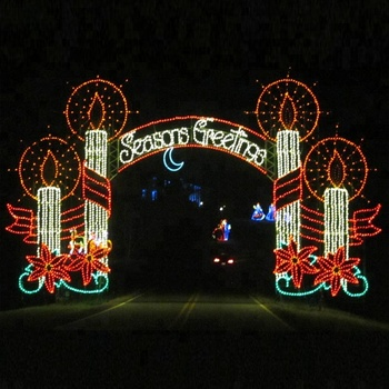 Ip44 Pre Lit Christmas Artificial Handmade Christmas Arch Garland Buy Ip44 Artificial Handmade Christmas Arch Garland Pre Lit Christmas Garland Led