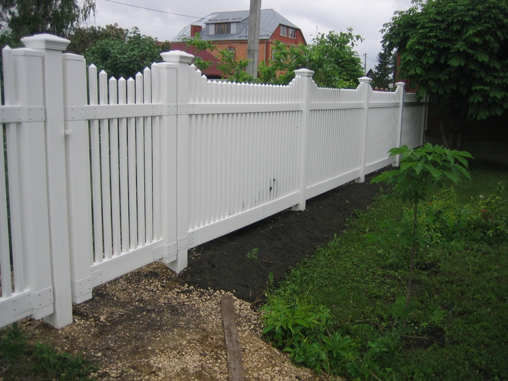 Modern picket fence buy fencing