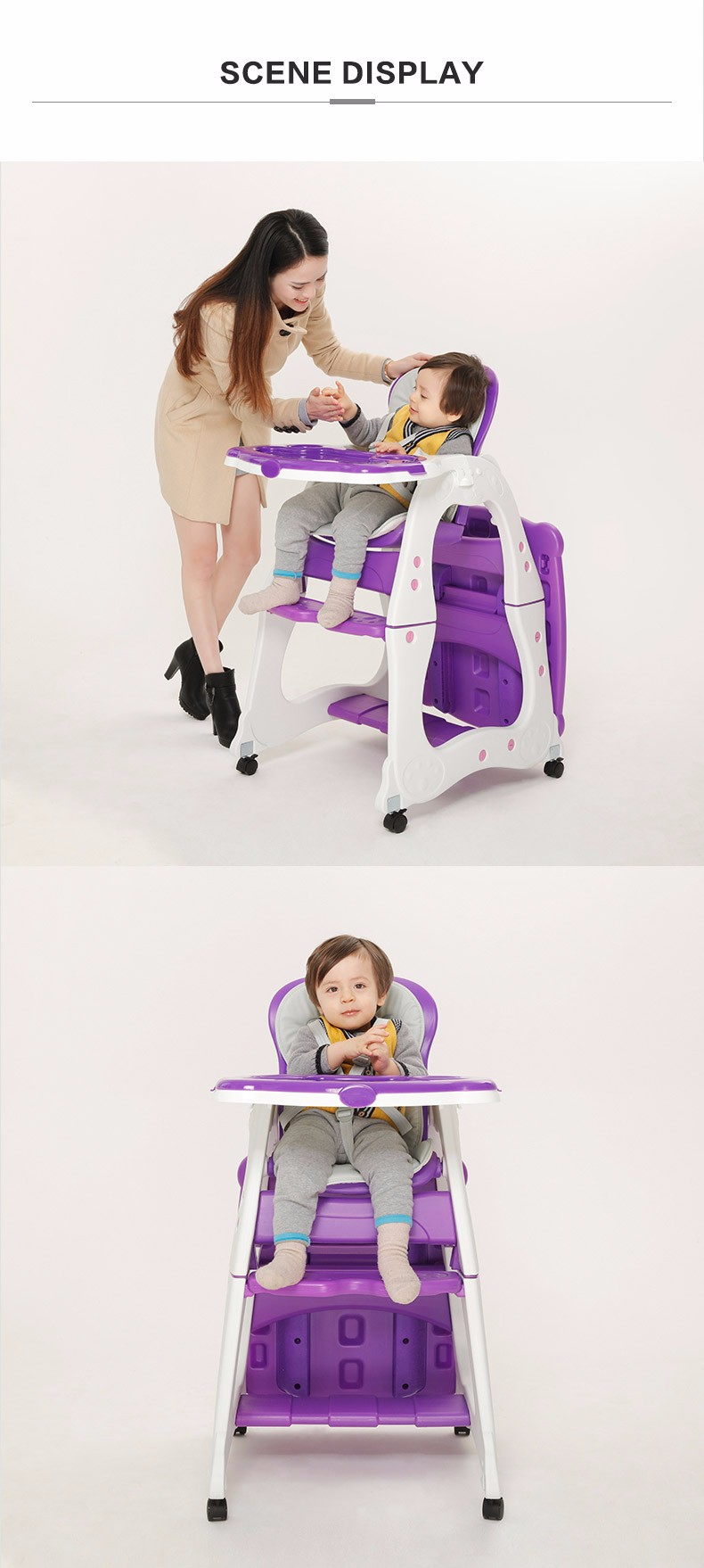 Baby Dining High Chair Alibaba Hot Selling High Quality Safety ...