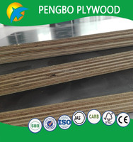 1220x2440x15mm wbp glue birch core film faced plywood for construction use