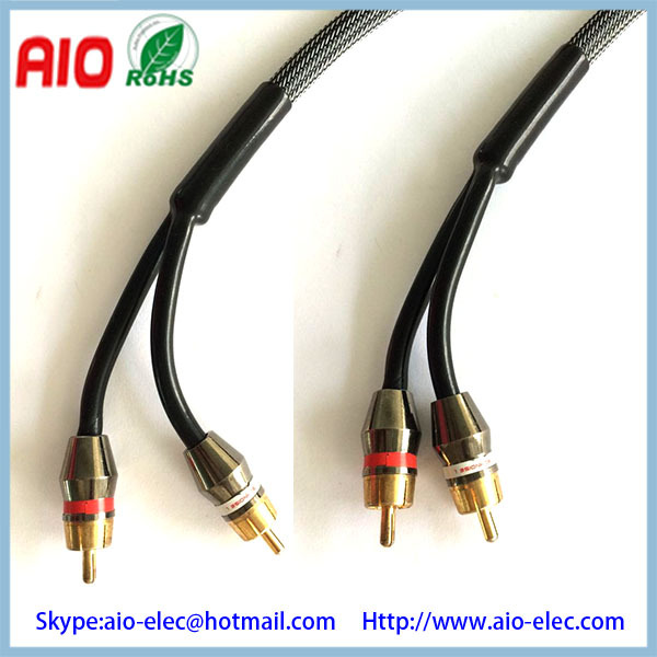 0 2 4 5 8 10 Gauge/awg Amp Power + Ground Cable/wire For Car Audio ...