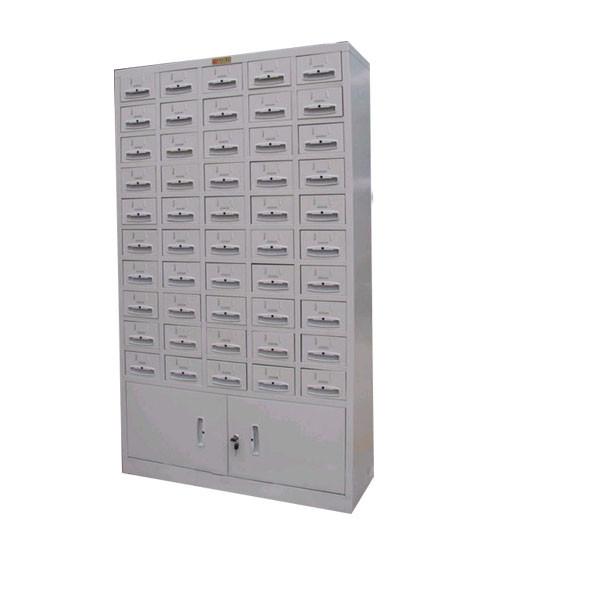 2 Door Many Small Drawers File Catalog Tool Baseball Card