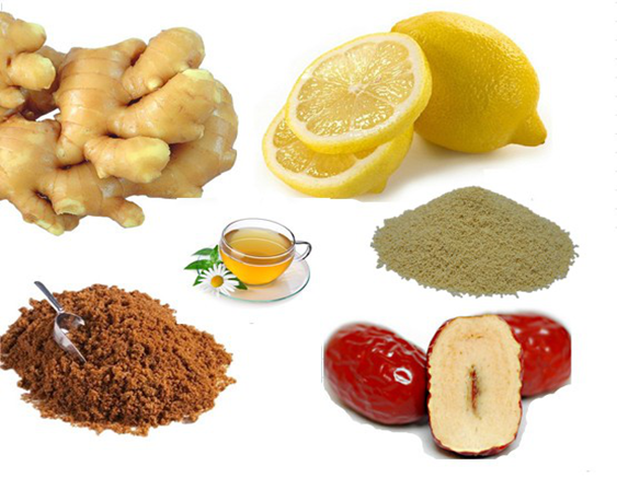 how to produce ginger tea