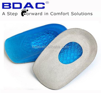 soft TPE gel heel pads soft heel cushion