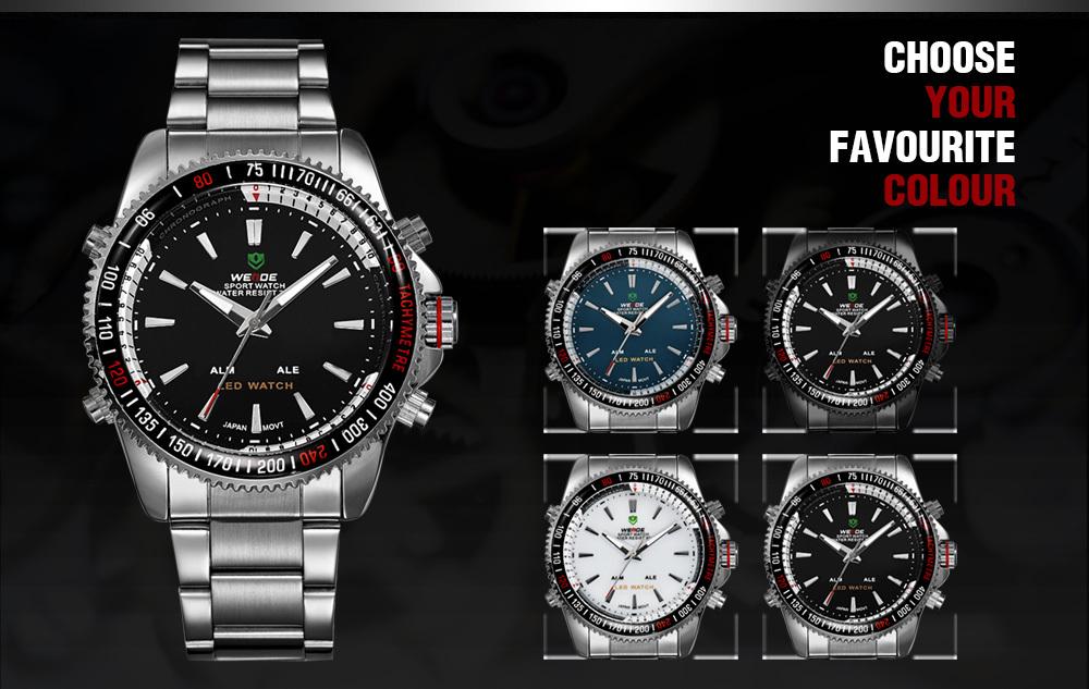 Large Digital Digital Watch,Trend Design Quartz Watch,Japan Movt ...