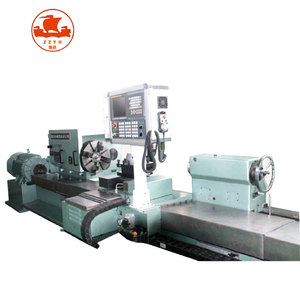 Factory Price Alloy Wheel CNC Roll Turning Lathe Machine