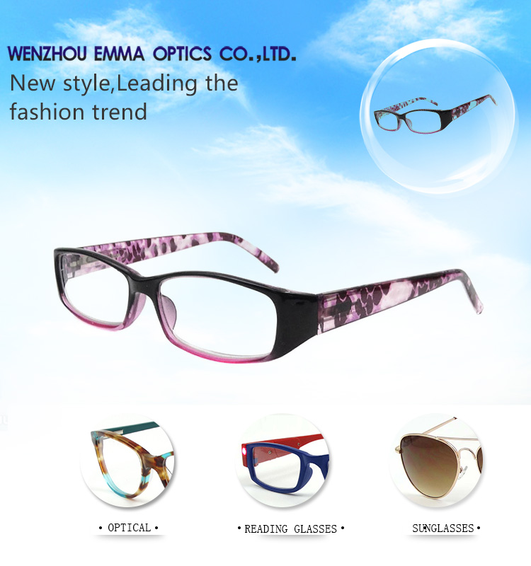 Colorful Narrow Frame Reading Glasses Elaboration - Ideas de Marcos ...