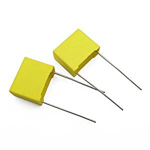 20 pcs Polypropylene Safety Capacitor 474K 275V 0.47UF Pitch 15mm