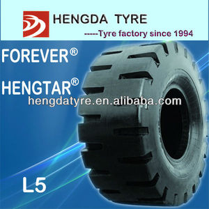 Bias OTR tire Forever brand 35/65-33 otr tire with L-5 Pattern