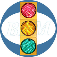 factory supply red yellow green traffic light baton