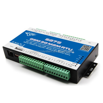 4-20ma/0-5v Gsm Gprs Remote Controller And Data Logger S275