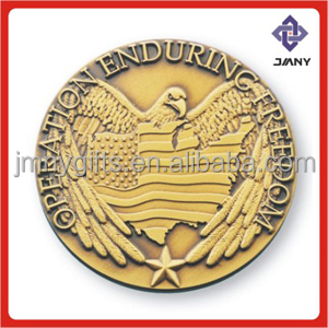 Personalized Design Aluminum / Brass Custom Token