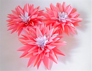 New products dahlias paper flower wedding decoration giant paper new products dahlias paper flower wedding decoration giant paper flower mightylinksfo