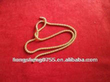 Vintage Round Snake Chain Necklace With High Quality