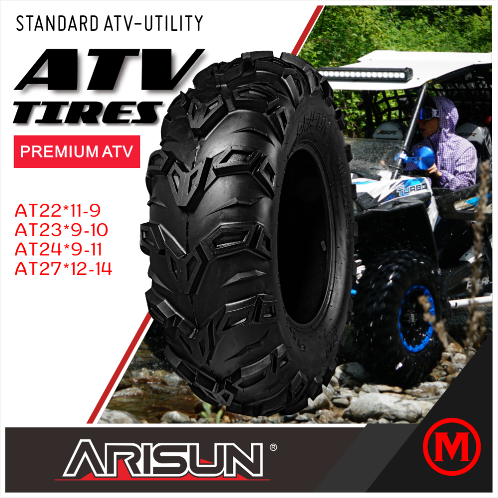 ARISUN BRAND ATV TIRES STANDARD ATV-UTILITY TYRES made in china tires