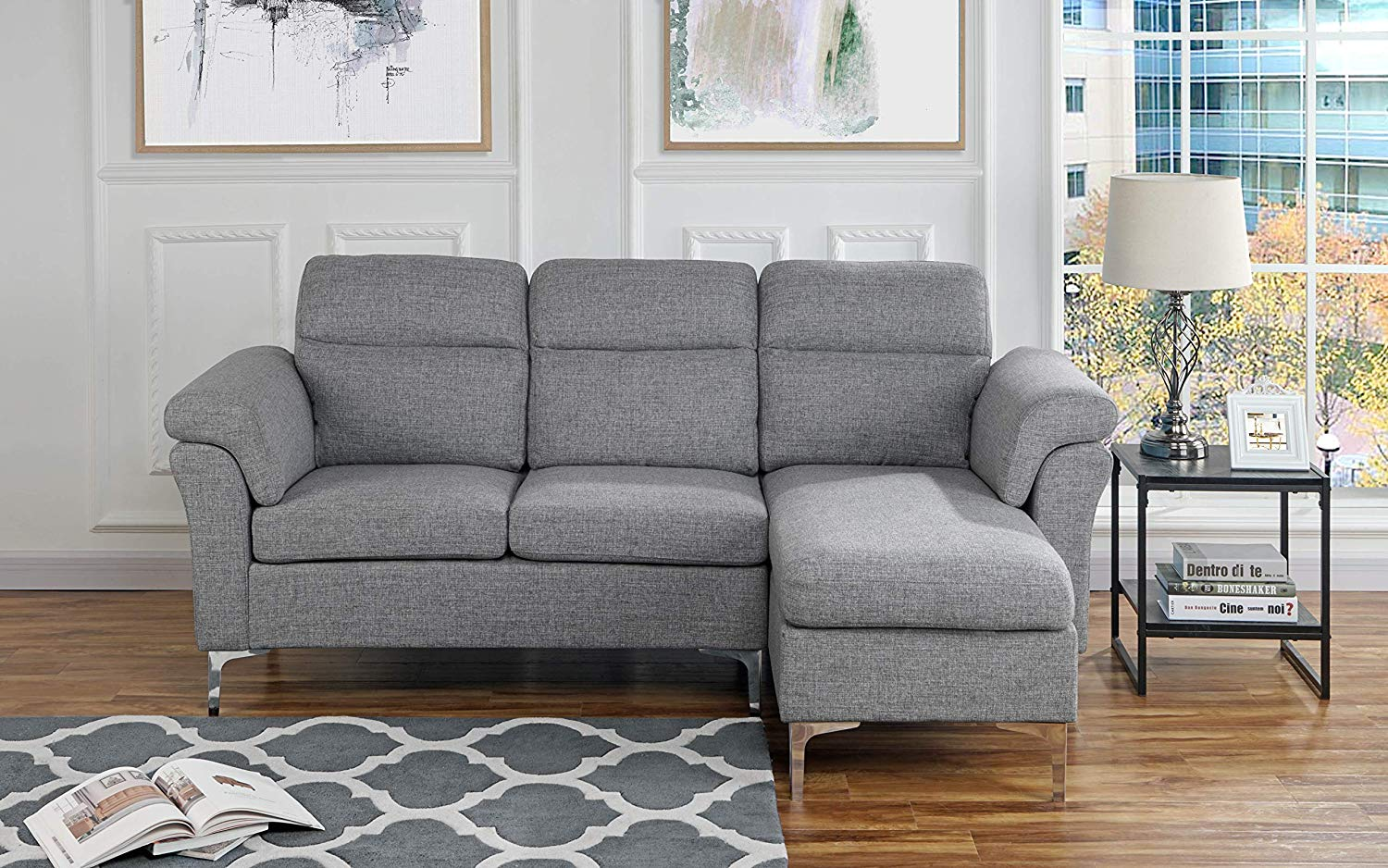 Cheap Modern Fabric Sectional Sofas, find Modern Fabric ...