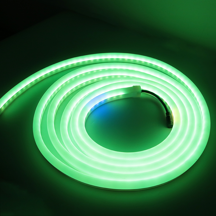 Custom ultra thin DMX 12v mini led neon flex light