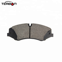 Chinese Wholesale GDB1825 Auto Car Spare Parts Brake Pads For LAND ROVER