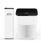 Small air cleaner mini air purifier 2019 air refresher with HEPA filter activated carbon filter for baby room office
