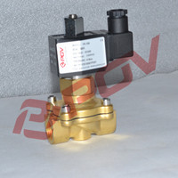 2/2 way direct acting solenoid valve normally open 220v ac