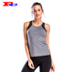 Custom logo design ladies sportswear fitness gym clothing women tank top