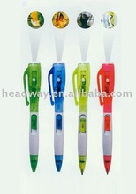 New Design Multi-color Ball Pen with Projection Light