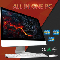 Latest factory directly sale high quality computadora cheap all in one Desktop