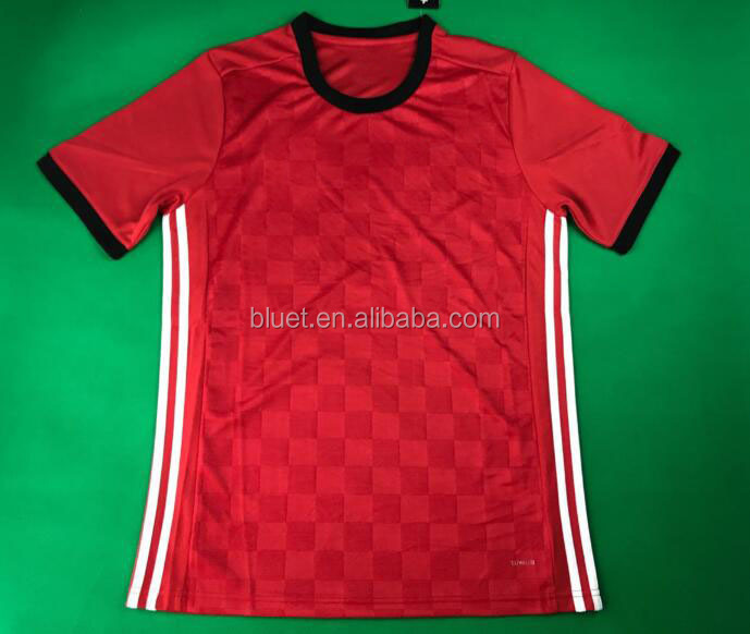 0913ab80b Top Thailand Quality 2018 World Cup Egypt Soccer Jersey - Buy Egypt ...