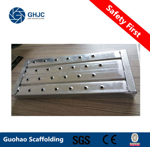 Different Scaffold Plank Dimensions In High Performance Perforated Steel Plank With Best Price Scaffolding Toe Board