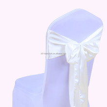 Cheap fancy chair sashes for weddings white chair sashes