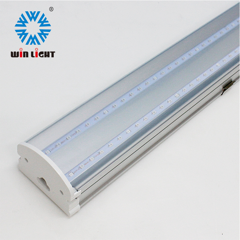 2ft 4ft dubbele chip hoge ppfd dimbare led grow light led