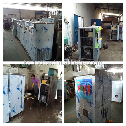 Block ice machine/ice lolly making machine/big ice maker