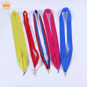 High Quality Wholesale Customized colorful Medal Ribbon award ribbon