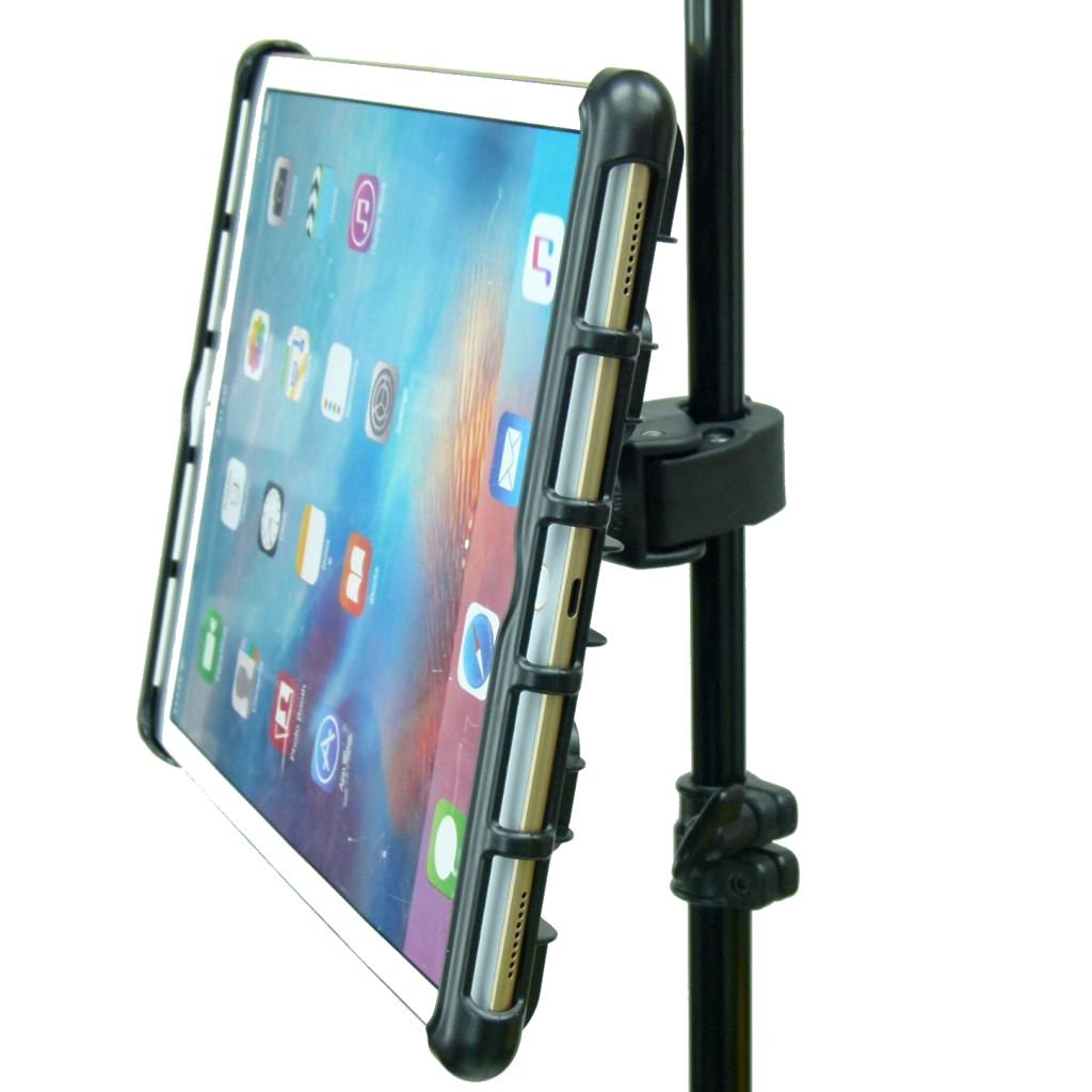 BuyBits Music / Microphone / Gig Stand Holder Mount for Apple iPad PRO
