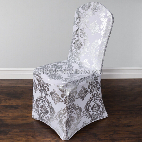 silver Metallic Damask Stretch Banquet Chair Cover.jpg