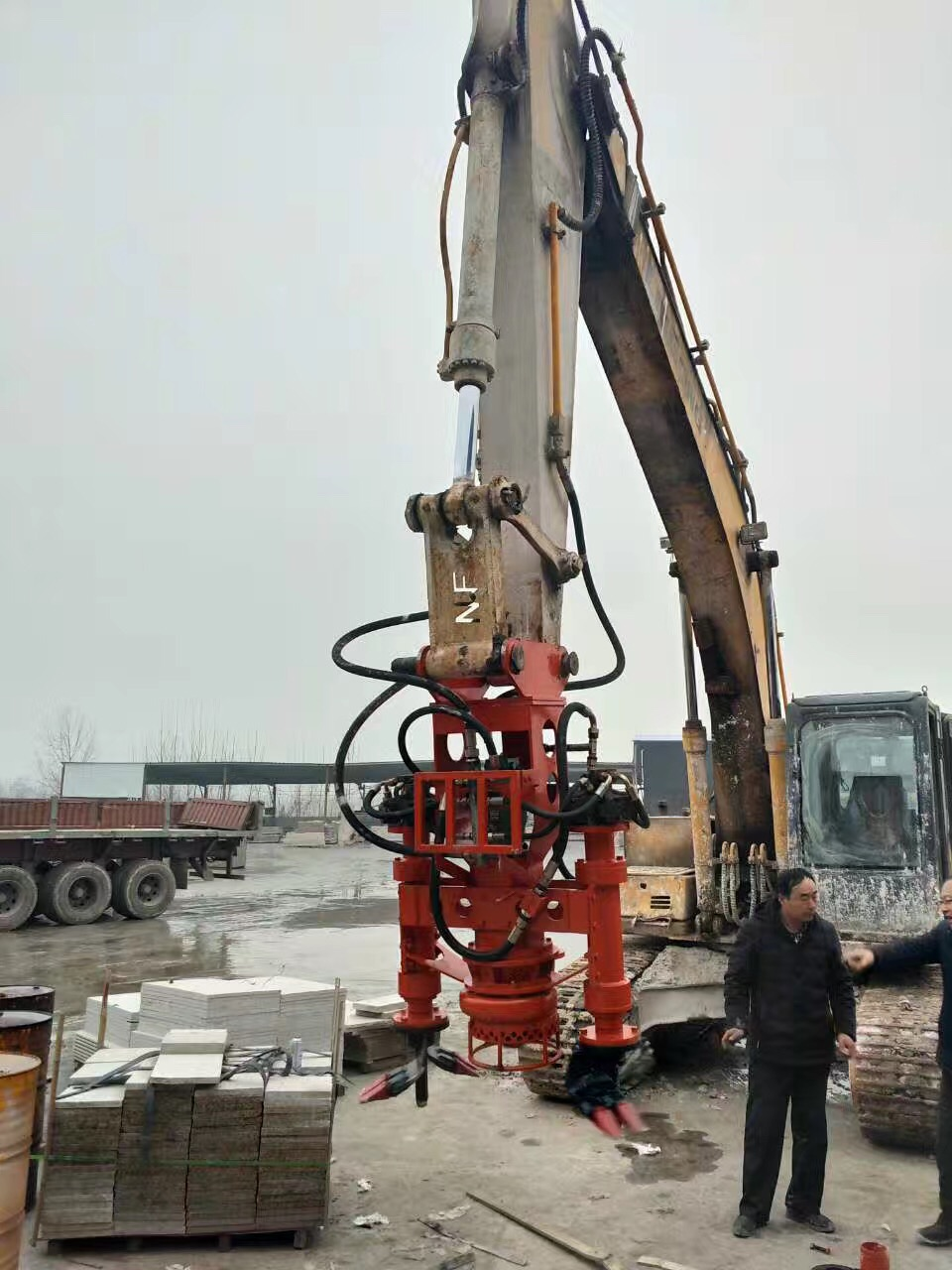 Hydraulic submersible sand slurry pump sale