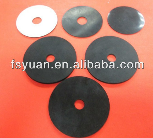 Thick Rubber Flat Washer / Flat Thin Silicon Rubber Washer Gasket ...