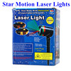 IN STOCK !!! Waterproof Star Motion Laser Christmas Lights Projector for Decoration