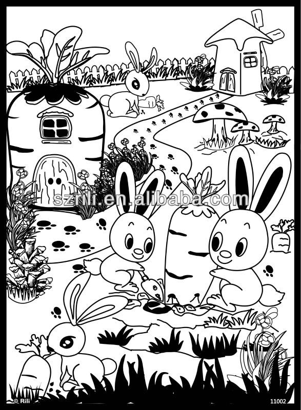 easter coloring book imagephotos pictures on alibaba - Velvet Coloring Book
