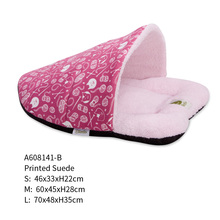 Wholesale Warm Soft Foldig Portable Dogs Cats For Pet Bed