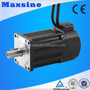 Low torque small ac servo electric motor buy motor 400w for Small ac electric motor