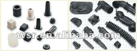 automobile rubber parts
