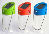 small led solar lanterns popular in India and Africa