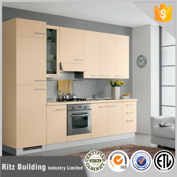 Modern Modular Mini Kitchen Mdf Cabinet Model Product On Alibaba