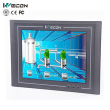 Wecon 10.4 inch cheap embedded touch screen industrial panel pc