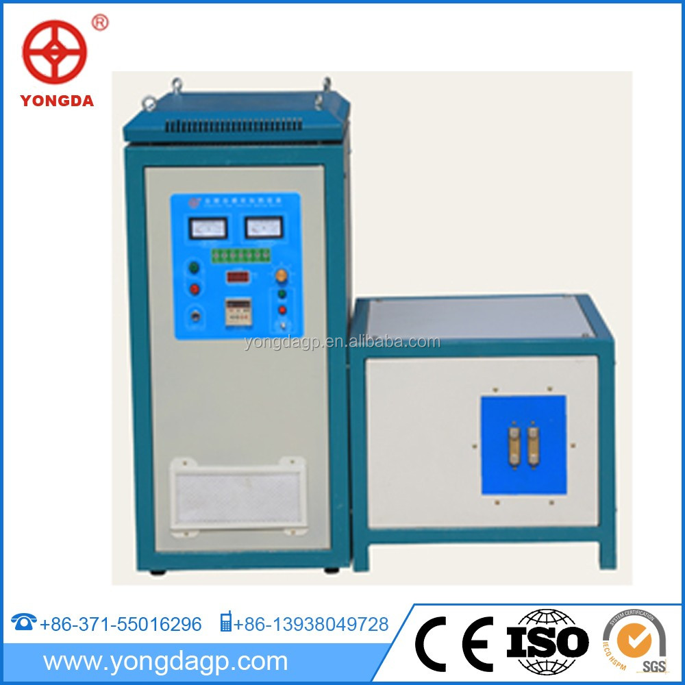 Yongda high frequency induction heating machine for weld brazing metal